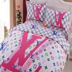 versace bettw sche g nstig billig gut preiswert king size satin seide bed set 6 teilig bedding. Black Bedroom Furniture Sets. Home Design Ideas