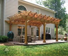 1000 Images About Dramatic Pergolas On Pinterest