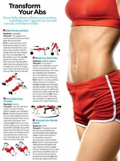 transform your abs