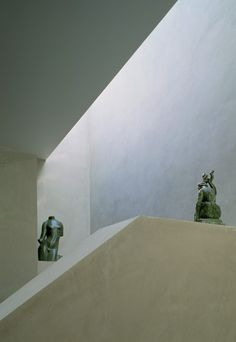 Musée Bourdelle à Paris - Christian de Portzamparc, 1988