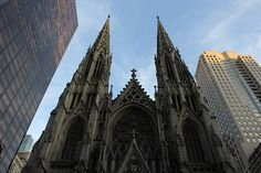 St. Patrick's Cathedral, NYC.