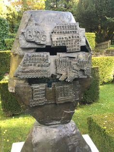 Eduardo Paolozzi Eduardo Paolozzi, Fountain, Sculptures, Bird, Ornaments, Outdoor Decor, Modern, Home Decor, Ireland