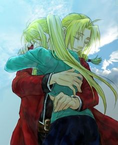 Edward Elric And Winry Rockbell Married Edward Elric & Win...