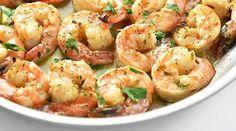 Vous adorez les crevettes à l'ail servies dans votre restaurant préféré ? Vous n'allez jamais croire à quel point il est facile et rapide de faire cette recette à la maison ! Prêtes en que...