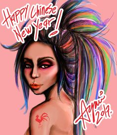 Unicorn wishes you Happy Chinese New Year!