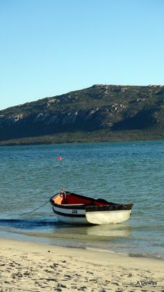 Langebaan is situated 120 km north of Cape Town, just off the R27, and 20km from Saldanha Bay