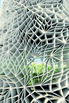Подборка фасадов, панелей, поверхностей