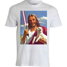 jedi jesus funny homme blanc t shirt (S) TSHK https://www.amazon.fr/dp/B00P53RXZW/ref=cm_sw_r_pi_dp_n64GxbHXMNF7Y