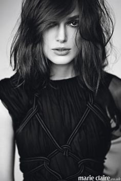 Keira Knightley {in Tom Ford} for Marie Claire UK May 2013