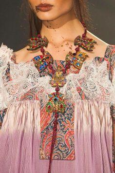 Vivienne Westwood Spring / Summer 2014.
