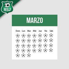 El mes perfecto que cualquiera de nosotros desea tener. #Fútbol #FútbolAmateur #HoySeJuega