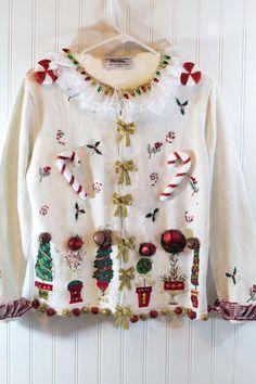 Diy ugly christmas sweater ugly christmas sweater ideas ugly christmas sweater solutioingenieria Images