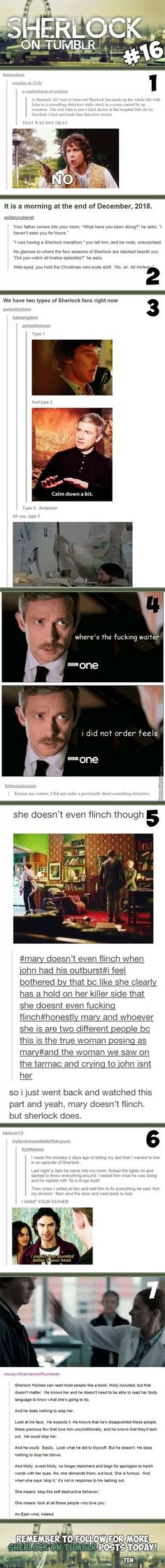 Sherlock On Tumblr #16