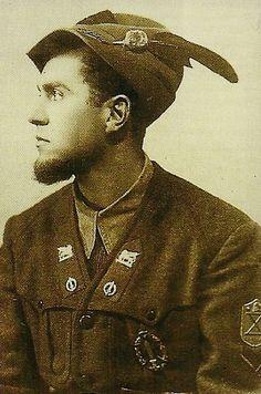 """Battaglione """"Valanga"""", R.S.I., pin by Paolo Marzioli"""
