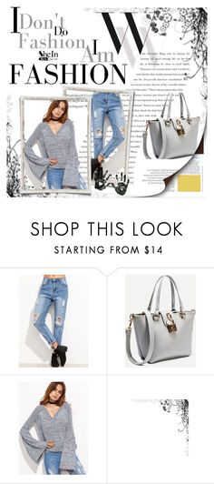 """""""Shein #5/3"""" by s-o-polyvore ❤ liked on Polyvore featuring Balenciaga"""
