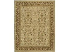 Brand: Kravet Carpet, SKU: Natsume-Beige, Category: , Color(s):  Origin: India, Content: Wool and Silk, Quality: Hand Knotted, 140 Knot CT  Rambagh.