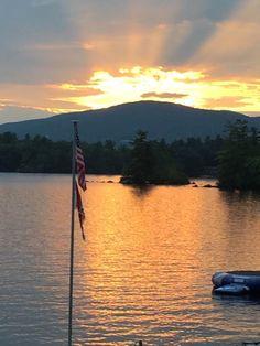 Lake Winni, New Hampshire 25Jul16