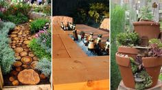 Creative DIY Backyard Ideas On A Budget