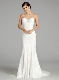 Bridal Gowns and Wedding Dresses by JLM Couture - Style 9656