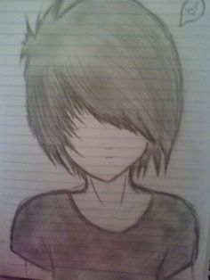 Emo Couple Drawing | Best Images Collections HD For Gadget windows ...