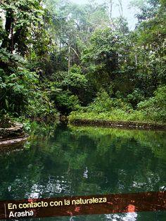 Visita el Río Negrito y contágiate de la #tranquilidad del lugar.