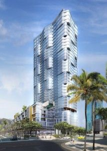 Howard Hughes Corp. Plans New Ward Village Condo High-Rise in Downtown Honolulu