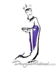 The Evil Queen (Snow White)