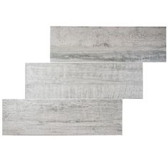 "Found it at Wayfair - Origina 7.875"" x 25.875"" Porcelain Field Tile in Gray"