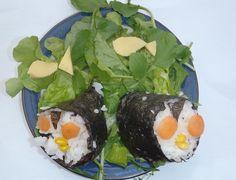 Mine's Best | Sushi Rolls | food Photography | Photo via | neverseconds blog