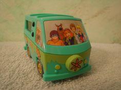 Scooby Doo Mystery Machine Clock