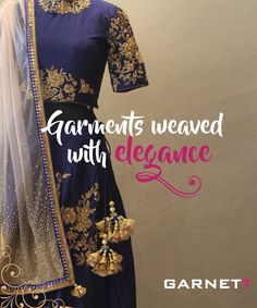 Garments weaved with elegance! #indian #outfits #customised #style #traditional #designer #store #handwork #fashion #customize #boutique #ahmedabad #garnett