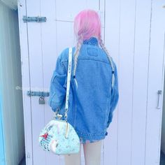 Kayla Hadlington-irregular choice bag