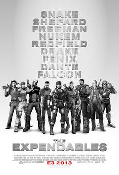The Expendables, the Video Game [Caption Contest]