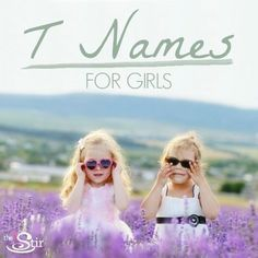 """""""T"""" is a very traditional letter for baby names, but the names don't have to be boring -- these 25 timeless alternatives will be instant additions to your list! http://thestir.cafemom.com/pregnancy/184822/25_timeless_baby_girl_names"""