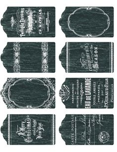great printable chalkboard tags and labels! Lilac & Lavender: Printable Chalkboard tags, labels, and more! Printable Labels, Printable Paper, Free Printables, Labels Free, Printable Vintage, Chalkboard Tags, Christmas Chalkboard, Rustic Christmas, Party Favors