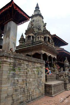 Vatsala Durga Temple in #Bhaktapur #Durbar_Square #2015_before_Nepal_Earthquake