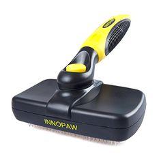 Dog Grooming Brush, Self Cleaning Slicker Brushes Best Pe... https://www.amazon.com/dp/B01LNMXXVQ/ref=cm_sw_r_pi_awdb_x_3cdAybK8W8PBP