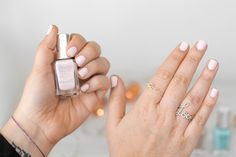 Essie Fiji dupe - Barry M rose hip love ring zoeva rose gold + barry m - cara fay Barry M, Love Ring, Fiji, Essie, Hair And Nails, Hair Beauty, African, Rose Gold, Rings