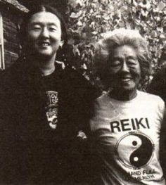 Phyllis Furumoto and  Hawayo Takata.Hawayo Takata, a woman from Hawaii was led to Hayashi's clinic in 1935 after an inner voice told her to seek help there for her many serious ailments. She was healed by the practitioners of REIKI at the clinic. She learned REIKI, spent a year with Hayashi, returned to Hawaii and was initiated by him in 1938 as a  REIKI Master. , Hawayo Takata became his successor. She followed the tradition over 40 years. From 1976 till 1980 she initiated 22 REIKI Masters