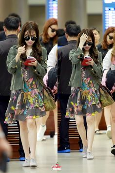 #SNSD #Tiffany #Fashion