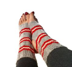 1f4de42eaef56 Spa Socks Hand knitted yoga socks