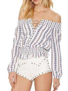Blusa Ciganinha Estampa Delicada - Compre Online