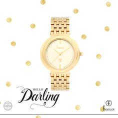 Freelook Romania Swarovski Watches, Romania, Gold Watch, Swarovski Crystals, Accessories, Jewelry Accessories