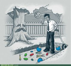 video game memes - Video Games: Cutting Grass