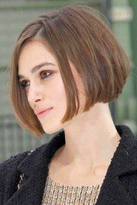Keira Knightley shows off new hairdo! Kiera Knightly Short Hair, Keira Knightley Hair, Kira Knightly, Bob Hairstyles 2018, Bob Haircuts, Straight Haircuts, Teen Hairstyles, Casual Hairstyles, Medium Hairstyles