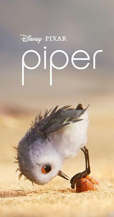 Piper by Alan Barillaro - Movie Search Engine Cartoon Movies, Hd Movies, Disney Movies, Movies Online, Disney Pixar, Movies Free, Movies 2019, Movie Tv, Beau Film