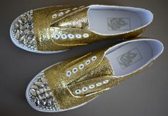 glitter your shoes