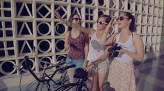 A music video about Girls and #Bikes  girls by patadeperro.