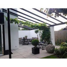 Pallet Patio, Pergola Patio, Outdoor Rooms, Outdoor Structures, World, Garden, Design, Patio, Lily