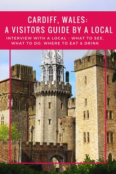 Want to know the best things to do in cardiff, Wales? Cardiff is a great university city. Theres cardiff castle, cardiff bay, the architecture, the shopping old arcades, the rugby, the millenium stadium, the history, the parks, the docks, the museums...! Get local advice where to eat and drink in cardiff, the best bars, nightlife, coffee places, pubs and restaurants in Cardiff in this visitors guide part of my regular feature interview with a Local city guides #cardiff #cardiffvisitorguide